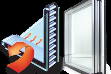 مزایای استفاده از شیشه چند جداره