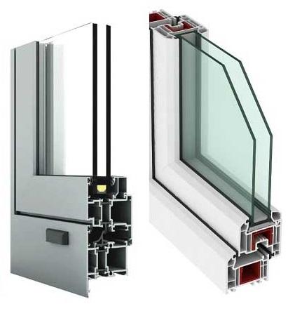 مقایسه پنجره آلومینیومی با یو پی وی سی