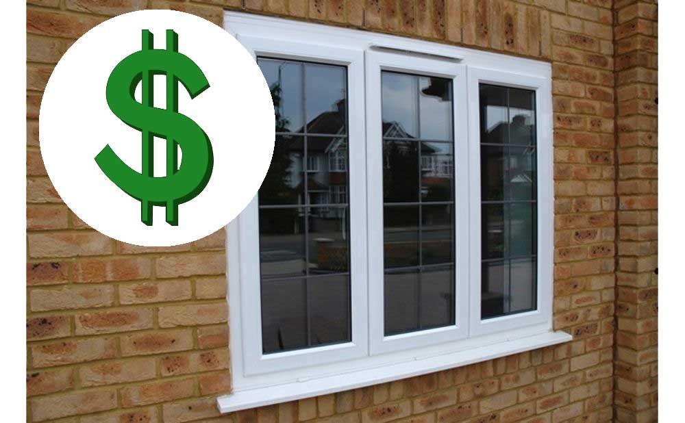 مقایسه قیمت پنجره های upvc و آلومینیومی
