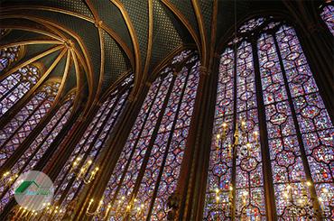 معماری فوق العاده گلیسای گوتیک