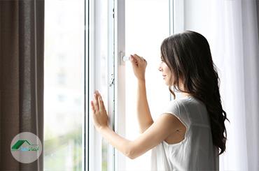 اهمیت استفاده درست از قفل پنجرههای دوجداره